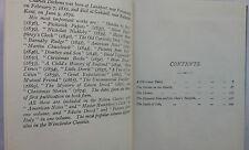 CHARLES DICKENS.CHRISTMAS BOOKS,H/B 1950 ?.NELSON CLASSICS,UNREAD,ORIG 1874