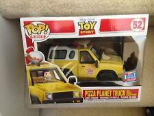 Funko Pop! Disney Toy Story Pizza Planet Truck Buzz Lightyear #52 NY Fall Excl