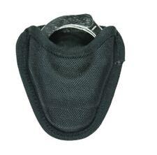 Heros Pride 1053 Handcuff Case Black Nylon Chain Type Open Style