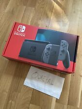 Nintendo Switch Grey Console (Improved Battery) - FAST DISPATCH SPECIAL DELIVERY