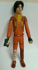 "STAR WARS - Rebels Ezra Bridger 18"" Action Figure Big Figs Jakks Disney 2014 Toy"