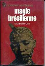 MAGIE BRESILIENNE - David Saint-Clair - 1973 - AM A.304