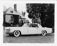 1956 Lincoln Continental Mark II Hardtop Factory Photo / Picture (Ref. #53704)