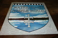 "SIMPLE MINDS - Vinyle Maxi 45 tours / 12"" !!! WATER FRONT !!! 601064 !!!"