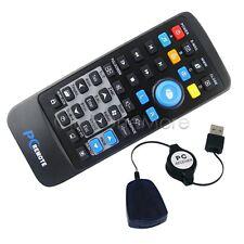 PLE - USB Computer Remote Control Media Centre Controller PC Laptop Win 7 Vista