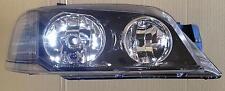 Ford Territory SX SY HEAD LIGHT BLACK right RH driver side (02/2004 - 03/2009)