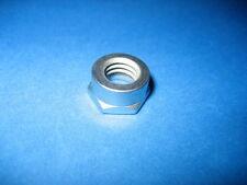 "Hurst Shifter Chrome Stick Shift Knob Jam Lock Nut 3/8""-16 3/8x16 coarse thread"