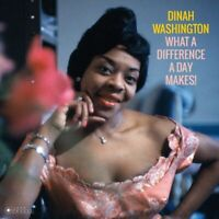 DINAH WASHINGTON - WHAT A DIFFERENCE A DAY MAKES!   VINYL LP NEU