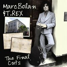 MARC BOLAN THE FINAL CUTS SEALED,IN SLIPCASE COVER,1ST CLASS  POST (FREE IN UK)