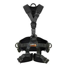 Fusion Climb Tac Rescue Tactical Full Body EVA Padded Heavy Duty Harness L-XL