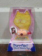 Purrfect Mood Detector Cat Collar - Lights up when cat Purrs