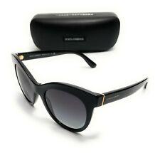 Dolce & Gabbana DG 4311 501/8G Black Women's Authentic Sunglasses 51-20