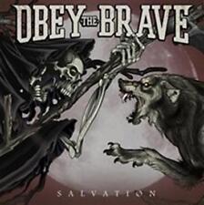 CD de musique album metalcore pour métal