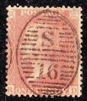 Great Britain Sc# 20 Spec C9 London Southern Postal District Cancel