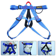 Safety Belt Harness Gear for Outdoor Rock Tree Climbing Mountaineer Rappel 230KG