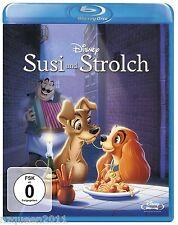 Walt Disney's Susi und Strolch [Blu-ray] Ein Disney-Meisterwerk * NEU & OVP *