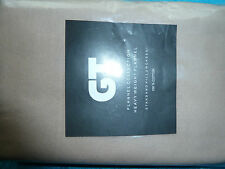 TWO (2) KHAKI HEAVY WEIGHT 100% COTTON FLANNEL PILLOWCASES, STD SIZE, NEW