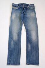 Diesel Slammer Jeans Hose Blau Stonewashed W32 L34