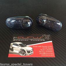 Kit coppia Frecce luci laterali FUMè cromo Alfa Romeo 147 GTA MiTo GT fari