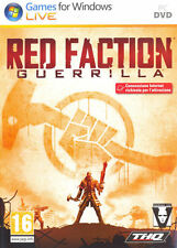 Red Faction Guerrilla PC IT IMPORT THQ