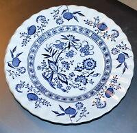 "lot 2 small Dessert/Bread Plates J&G Meakin BLUE NORDIC English Ironstone 7"""