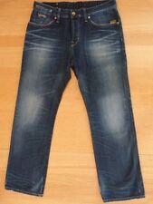G-Star Regular Length Mid Rise Relaxed Jeans for Men