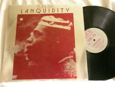 SUN RA Lanquidity Marshall Allen SIGNED autographed by SUN RA Philly Jazz LP