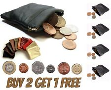 PU Leather Coin Pouch | STRONG Metal Spring Closure | Snap Top Coin Purse sprgCn