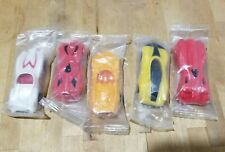 General Mills Cereal 2008 Speed Racer Promo 1:64 Pull-Back Turbo Race Cars