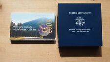 2 SETS:  2005 Westward Journey Coin & Medal Set &  6 Coin PDS Set - US MINT OGP