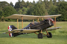 RC Model  WWI    SE 5-A  53in  Giant Scale RC Model AIrplane Printed Plans