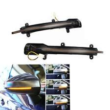 Fit AUDI Q5 10-17 Q7 07-15 Sequential Dynamic LED Blinker Turn Indicator Light