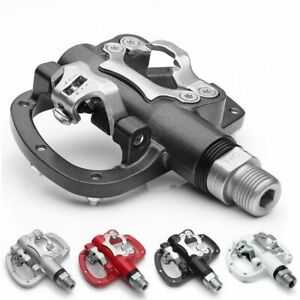 MTB Mountain road Bike Clipless Pedals Cleats SPD Compatible self-locking pedal