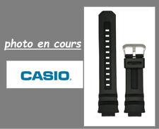 Bracelets de montre Casio en caoutchouc