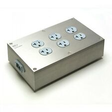 Acoustic Revive RTP-6 Absolute Power Supply Box NCF pure copper outlet 6prong