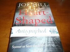 Heart-Shaped Box signed by Joe Hill (2007, Hardcover 1st/1st)