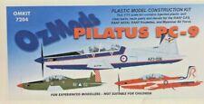 1/72 Modern Trainer Pilatus Pc-9 RAAF Myanmar #7204 OzMods