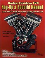 Harley-Davidson Evo, Hop-Up & Rebuild Manual (Paperback or Softback)