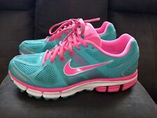 Womens Nike Athletic Shoes. Size 7. Blue & Pink. Barely worn.