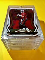 Tom Brady TAMPA BAY PANINI CERTIFIED 2020 GREAT INVESTMENT CARD #75 - Mint!