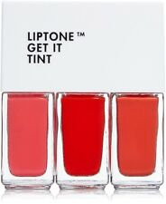 TONY MOLY LIPTONE GET IT TINT MINI TRIO 01 SOFT TRIO LIP STAIN ***UK SELLER***