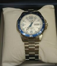 "CASIO MTD-100D ""Enticer"" Stainless Steel Mens' Wristwatch"