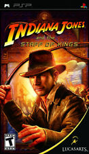 Indiana Jones and the Staff of Kings PSP New Sony PSP