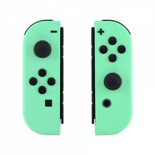 Mint Green HousingShell Case With Full Set Buttons for Nintendo Switch Joy-Con