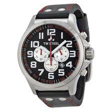 TW Steel Adult Analogue Round Wristwatches