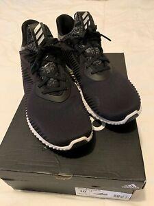 Adidas AlphaBounce Core Black Size 10 B42744