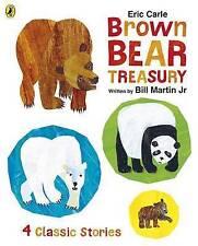Eric Carle Brown Bear Treasury by Eric Carle (Hardback, 2015)