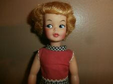 "Vintage Ideal  Tammy ""Pepper Doll "" Blonde/ Reddish Hair FRECKLES"