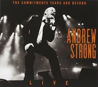 Andrew Strong - The Commitments Years And Beyond [CD]