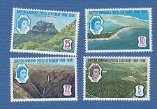 British Honduras Belize 1966 colonie inglesi British colony MNH**og